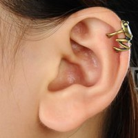 Vintage Punk Style Ear Cuff