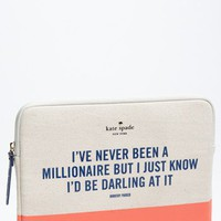 kate spade new york &#x27;millionaire&#x27; iPad sleeve | Nordstrom