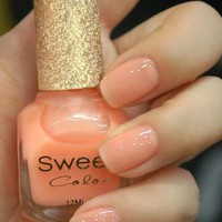 [573] Jelly Pink Sweet Color 12ml Nail Polish