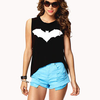 Batty Muscle Tee | FOREVER 21 - 2076029558