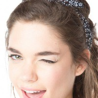 Brandy ♥ Melville |  Floral Headband - Hair Accessories - Accessories