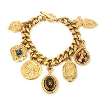 Ben Amun: Regalia Charm Bracelet