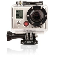 GoPro Motorsports HD Hero 2 Camera - Roxy
