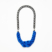 Cheek-ie: Maxine Necklace Royal, at 36% off!
