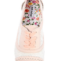 *Sole Boutique Flats Borderline Shoe in Pink