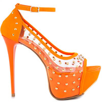 Shoe Republic - Manvel - Orange