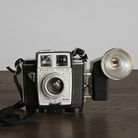 Vintage Kodak Brownie Twin 20 Camera