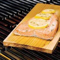 Cedar Wood Grilling Planks - Plow & Hearth