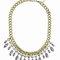 Lipsy Beaded Collar Necklace