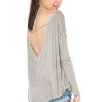 Brandy ♥ Melville |  Clover Top - Tops - Clothing