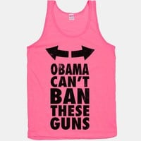 Obama Can&#x27;t Ban These Guns | HUMAN