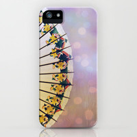 Parasol iPhone & iPod Case by Sylvia Cook Photography