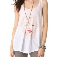Wildfox Marilyn Tank | SHOPBOP