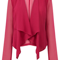 Soft Blouse Jacket