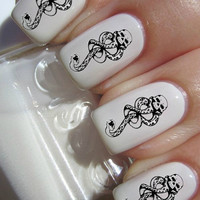 Dark Mark Nail Decal