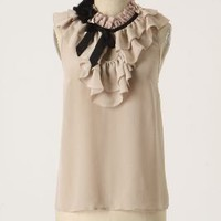 Chilled Ripples Shell - Anthropologie.com