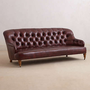Anthropologie - Corrigan Leather Sofa