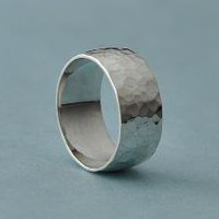 Simply Textured Ring S2 by mxmjewelry on Etsy