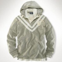 Custom-Fit Hooded Rugby