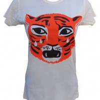 Tiger T-Shirt Womens | Little Paper Planes