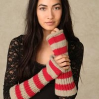 French Stripe Arm Warmer at Free People Clothing Boutique