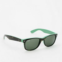 Urban Outfitters - Ray-Ban Colorblock Wayfarer Sunglasses