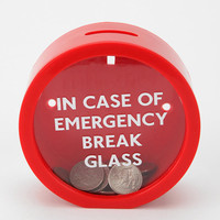 Urban Outfitters - In Case Of Emergency Bank