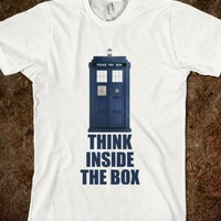 Think Inside The Box - Amazing Stuff! - Skreened T-shirts, Organic Shirts, Hoodies, Kids Tees, Baby One-Pieces and Tote Bags