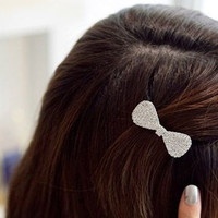 Gorgeous Bow Hair Clip from Just So Cute