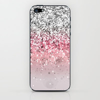 Spark Variations VII iPhone &amp; iPod Skin by Rain Carnival