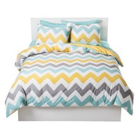 Target : Room Essentials Chevron Duvet Cover Set : Image Zoom