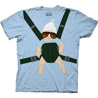 The Hangover Baby Carlos Adult T-Shirt |