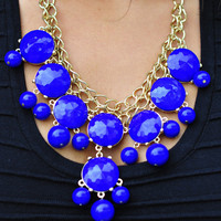 The Crew Necklace Unchained: Royal Blue | Hope&#x27;s
