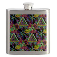 Honeycomb 1 B Flask> Honeycombs> The Art Works and Image Factory