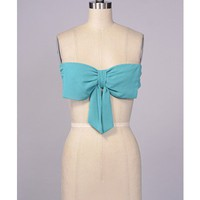 Pretty Bow Bandeau