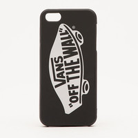 Vans Phone Case for iPhone 5 - Black