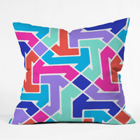 DENY Designs Home Accessories | Jacqueline Maldonado Azimuth 2 Throw Pillow
