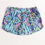 Kirra Dolphin Hem Challis Shorts at PacSun.com