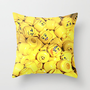 Blockheads Throw Pillow by RDelean