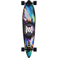 Mercer Wavelight 42 Pintail Longboard Complete