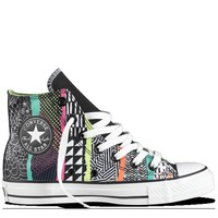 Converse - Chuck Taylor Hyperculture - Hi - White/Multi