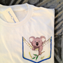 Koala Pocket Tee