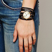 Sara Designs  Wrap Watch at Free People Clothing Boutique