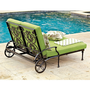 Amalfi Double Chaise | Ballard Designs