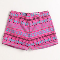 Bullhead High Rise Tap Shorts at PacSun.com