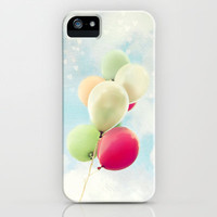 balloons iPhone & iPod Case by Sylvia Cook Photography