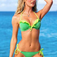 Add-2-Cups Halter Top - The Gorgeous Swim Collection - Victoria&#x27;s Secret