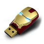 64 Gb USB 2.0 Memory Stick Flash Pen Drive Unique Iron Man Model Enough Memory