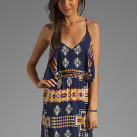 Eight Sixty Tribal Maxi in Navy from REVOLVEclothing.com