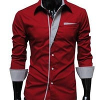 Design Slim Shirt